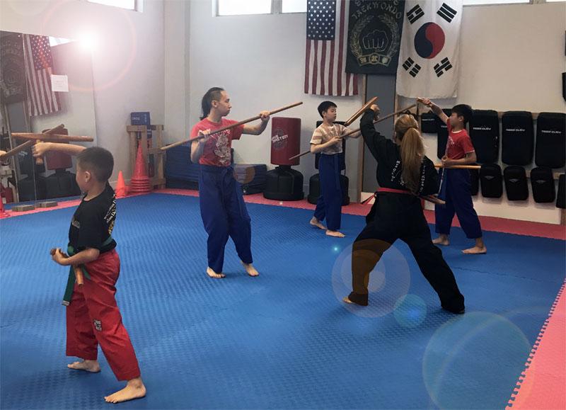 TaeKwonDo, Moo Duk Kwan, Martial Arts